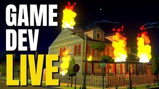 Chill Stream | Fireworks Mania | Unity Game Development | LIVE STREAM