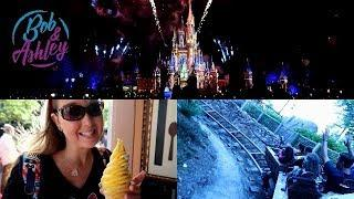 A Fun Trip to The Magic Kingdom for Rides - Fun and Fireworks Ep. 3 Lost Vlogs