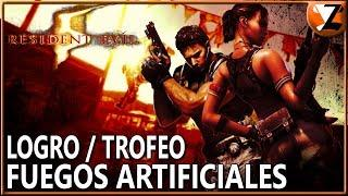 Resident Evil 5 Remastered: Logro / Trofeo Fuegos artificiales (Fireworks)