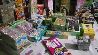 2018 Diwali Fireworks Stash