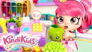 Кинди Кидс -  Чаепитие - Сборник - Веселый мультфильм для девочек