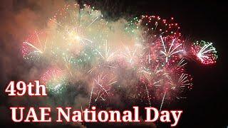 49th UAE National Day Fireworks La Mer Beach Dubai 2020 | UAE National Day Celebration |2nd December