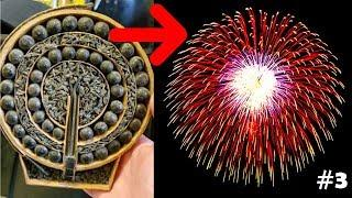 TOP 10 AMAZING HOMEMADE FIREWORKS ! #3
