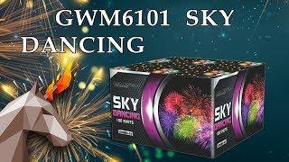 "GWM6101 SKY DANCING (1,2"" х 100) пиротехника оптом ""ОГОНЁК"""