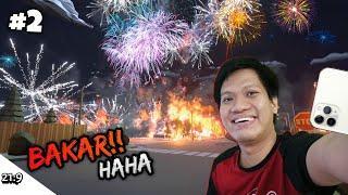 SULTAN MAEN KEMBANG API YAH GINI WKWK!! Fireworks Mania Part 2 [SUB INDO] ~Ada Kembang Api Jumbo!