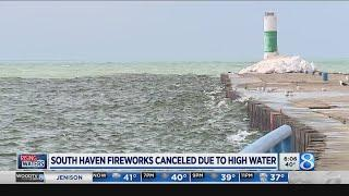 South Haven cancels July fireworks show