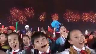 China marks 70th anniversary with pageant and fireworks