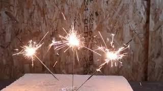 Бенгальские огни 24 см