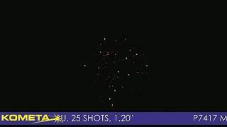 Focuri de Artificii, P7417 MALIBU, DINAMIT.MD
