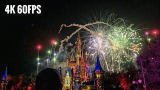 iPhone 12 Pro Max Video Camera Test: Magic Kingdom Fireworks (July 2021)