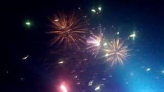 Салюты в каменском на новый год 2019