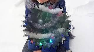 новогодние игрушки свечи и хлопушки!