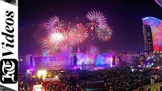How Dubai kicked off Diwali celebrations with fireworks and 'Hathi's garden'
