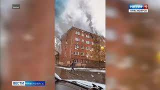 В общежитии на улице Корнетова произошёл пожар