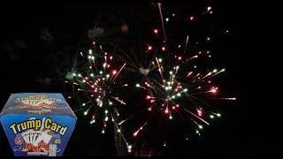 Trump Card - 32 Shots - Sky Eagle Fireworks