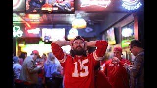 Fans celebrate, fireworks light up Kansas City as the Chiefs win Super Bowl LIV