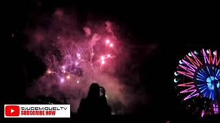 2018 Fireworks Display Biggest Lantern of Hope | Skyranch SM City Pampanga