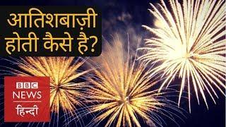 Diwali: The science behind fireworks (BBC Hindi)