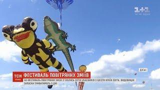 Міжнародний фестиваль повітряних зміїв стартував на Миколаївщині