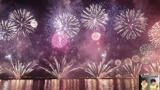 Qatar National Day Spectacular Fireworks 2020 | QND 2020 Fireworks Display at Doha Corniche