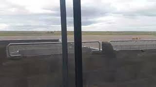 Аэропорт  Гомель самолет в шарм