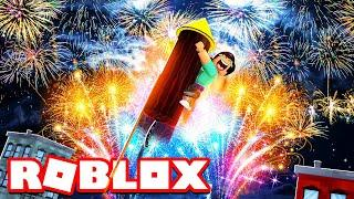 THE ULTIMATE FIREWORK SHOW ON ROBLOX | Fireworks Simulator