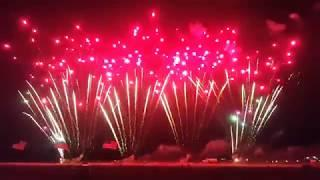 2019 Area 51 fireworks demo day finale