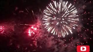 Japanese celebrating firework- 花火