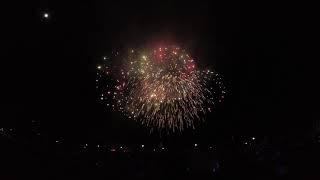 2020 三陸花火大会 打ち止め SANRIKU Fireworks Festival