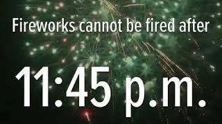 New Michigan fireworks laws
