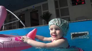 Like Sofi. Лайк Софи отдых в теплом морe. Релакс в бассейне.
