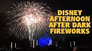 Disney Afternoon After Dark Fireworks | Disneyland After Dark '90s Nite