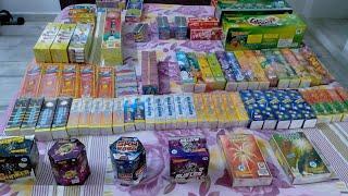 Diwali fireworks stash 2020 l worth  Rs 13,000/- | Standard fireworks
