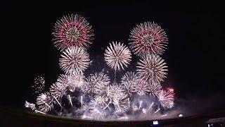 【全編720p】大曲の花火 秋の章 2020 「光明」Omagari Fireworks Autumn  Chapter