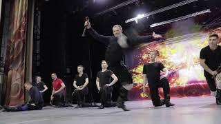 СИБИРЯКИ зажигают: ансамбль народного танца Сибирский Сувенир (Калинка Новокузнецк) | народный танец