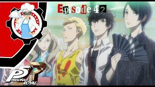 Persona 5 Royal Part 42:  Summer Fireworks Festival