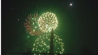 Pakistan Day - Fire Works at Minar e Pakistan Lahore | 23rd March 2019