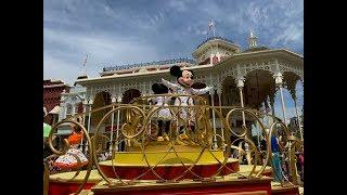 Amazing Day At Magic Kingdom Ft. Rides, Parades, Fireworks, & Dinner At Cinderella's Royal Table