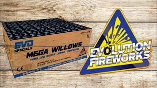 Mega Willows - Evulution Fireworks | Shell Martijn