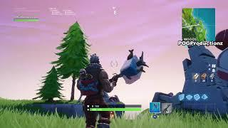 LAUNCH FIREWORKS WEEK 4 CHALLENGE - Fortnite Season 7