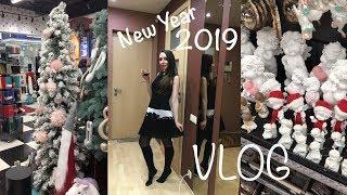 Киев VLOG #45: Зустріч Нового року. Порошенко, Верка Сердючка и Фейерверки