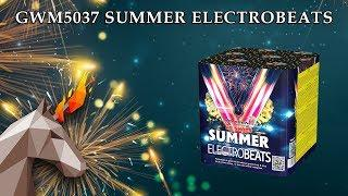 "GWM5037 Summer electrobeats/ Летние электробиты (1.2"" х 49) пиротехника оптом ""ОГОНЕК"""