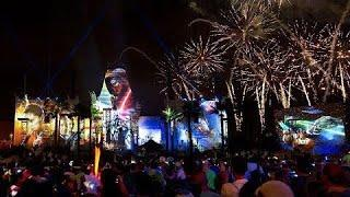 360 Live Stream: Star Wars Fireworks at Disney's Hollywood Studios