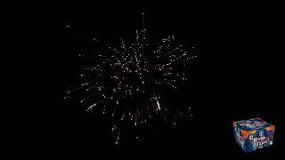 """FPM10 Батарея салютов 100 выстрелов 0,8"""" С Новым Годом модуль"""