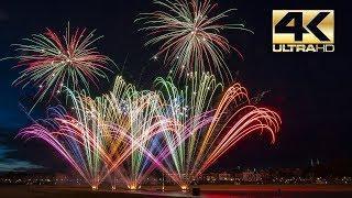⁽⁴ᴷ⁾ Deventer Kermis Vuurwerk 2019 - Dutch Fireworks Professional - Feuerwerk