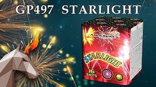 "GP497 STARLIGHT (0,8"" х 16) пиротехника оптом ""ОГОНЁК"""
