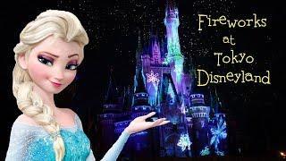 สุดาพาสนุก : พลุดิสนีย์ ตอน Frozen ที่ Tokyo Disneyland (Fireworks at Tokyo Disneyland)