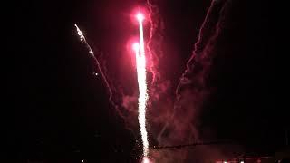 Vuurwerkshow Kermis Noordwijkerhout 2019 - Dream Fireworks