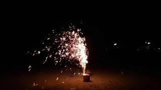 Spartan Scream 500g Fountain - Winda Fireworks