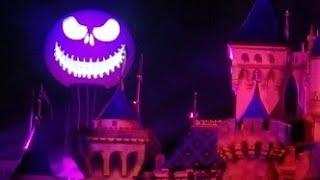 Disneyland Halloween Fireworks 2019 LIVE! Jack Skellington Hosts!